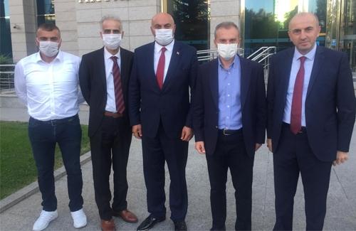 Ak Parti Genel Başkan Yardımcısı Erkan Kandemir: Döner Zirveye Layık
