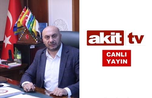 Akit Tv Canlı Yayın Konuğu Olacağız