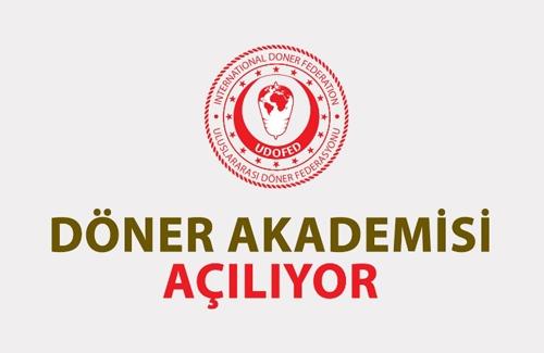 Döner Akademisi Açılıyor