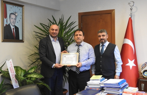 Udofed Visits Istanbul Provincial Agriculture Director