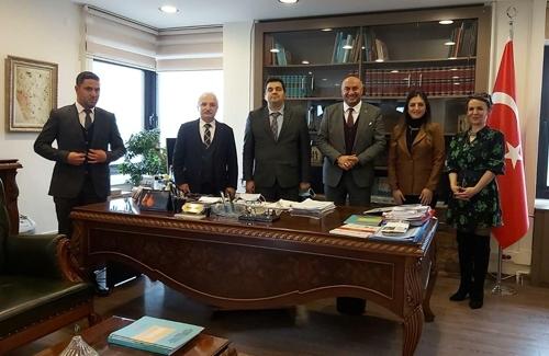 Kültür Bakanlığımızı Ziyaret Ettik