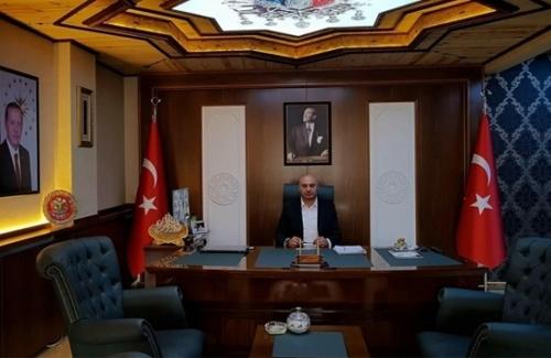 UDEFED Başkanı Mehmet Mercan İddialı