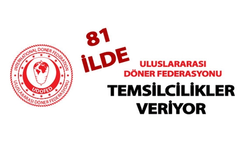 UDOFED Türkiye Geneli Temsilcilik Başvurularını Topluyor