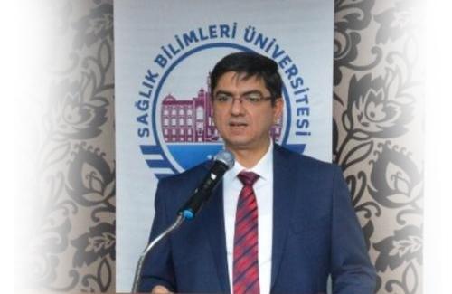Yüksek İstişare Kurulu Üyesi Sn. Doç. Dr. Fatih ÖZBEY´e Mazbatası Verildi