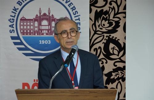 Yüksek İstişare Kurulu Üyesi Sn. Prof. Dr. Özer ERGÜN´a Mazbatası Verildi